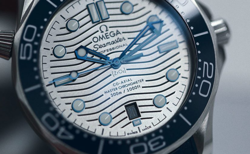 AAA Omega Seamaster Diver 300M Co-Axial Master Chronometer Replica Watches Review