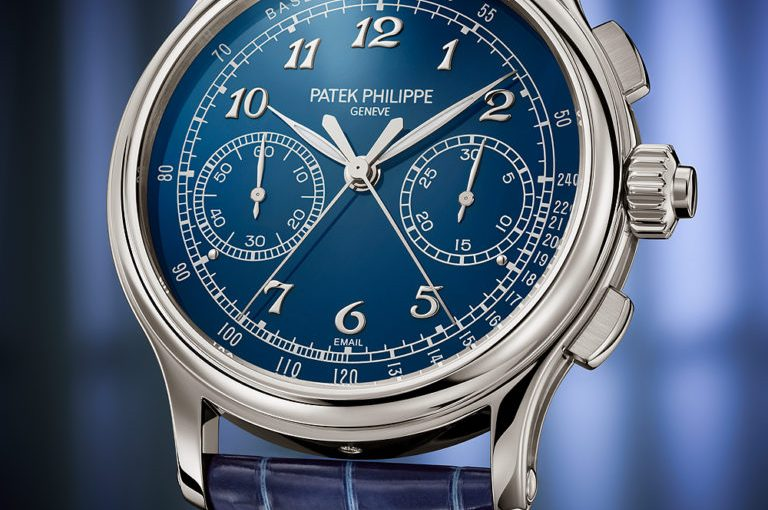 Luxury Patek Philippe Replica Ref. 5370 Split-Seconds Chronograph