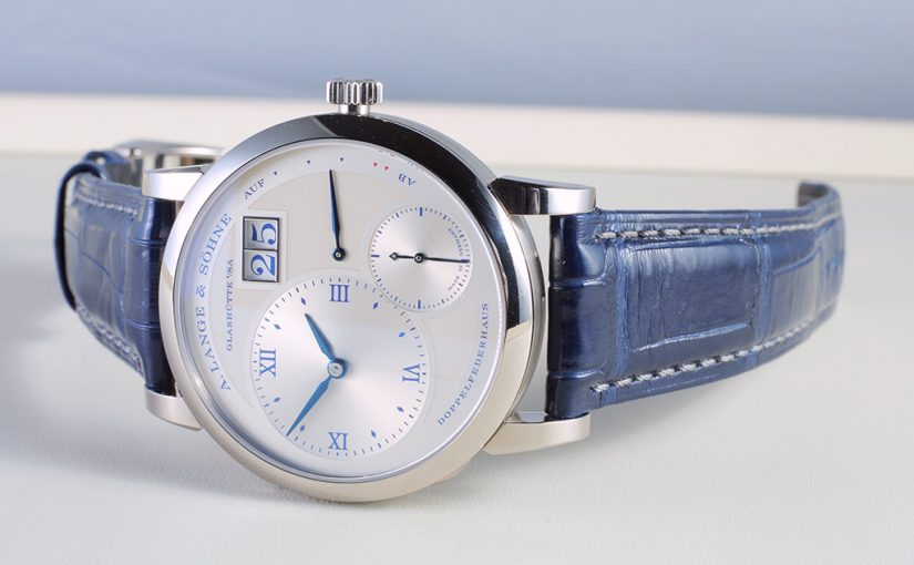 """A. Lange & Söhne Replica Watches Lange 1 """"25th Anniversary"""""""
